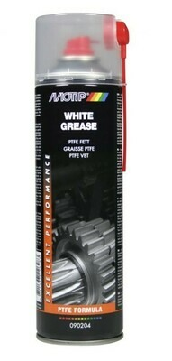 MOTIP GRAISSE BLANCHE PTFE 500ML