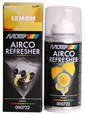 MOTIP AIRCO REFRESHER CITRON 150ML