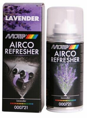 MOTIP AIRCO REFRESHER LAVANDE 150ML