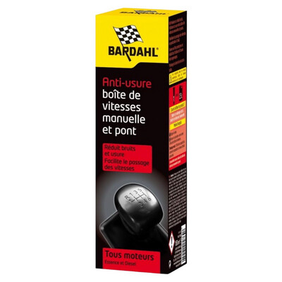 Anti usure boite vitesse manuelle avec prolongateur