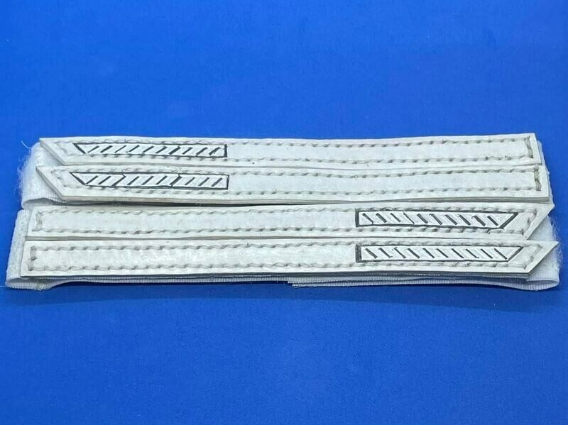 Double Style Inline Skate Straps