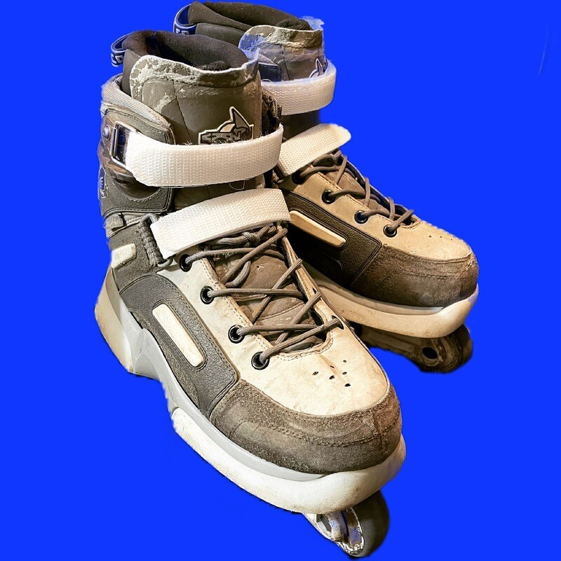 Webbing Inline Skate Straps