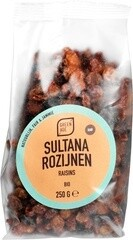 BIO Sultana Rozijnen (250 gram)