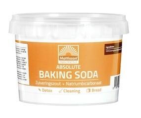 Baking soda zuiveringszout (300 gram)
