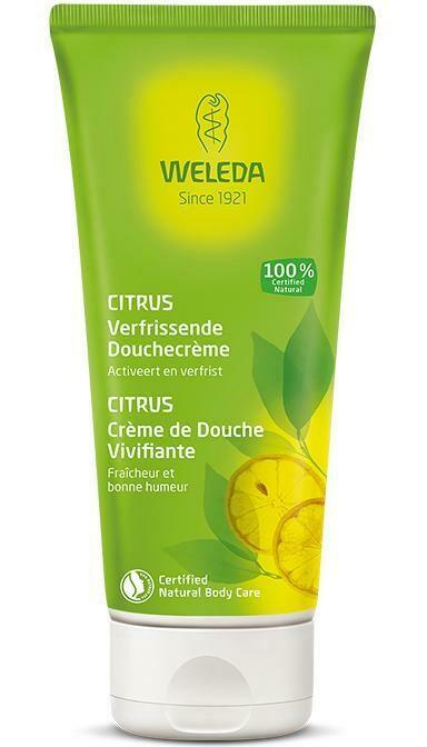 Citrus Verfrissende Douchecrème (200 ml)