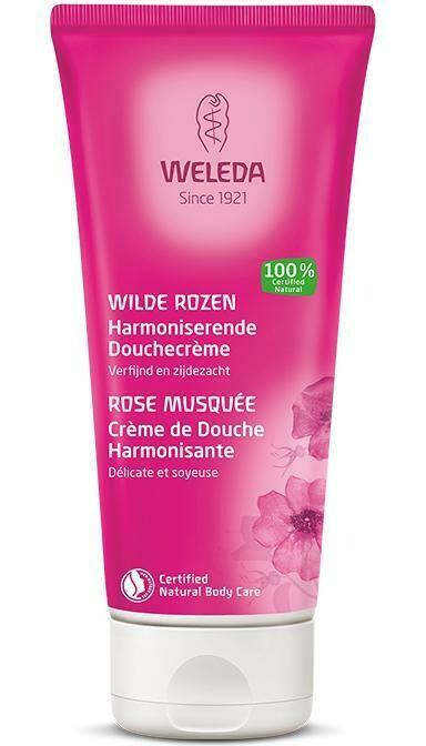 Wilde Rozen Harmoniserende Douchecrème (200 ml)
