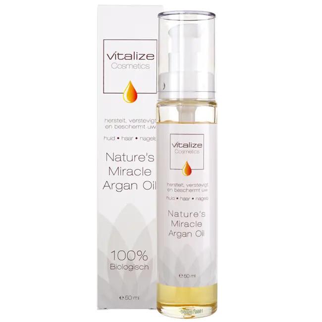 Nature's Miracle Argan oil (50 ml)