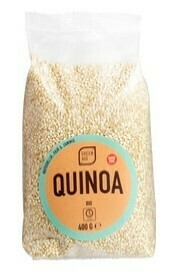 BIO Witte quinoa (400 gram)