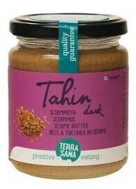 BIO Tahin dark zonder zout (250 gram)