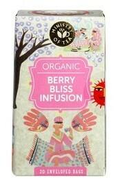 BIO Berry Bliss Infusion Tea (20 stuks)