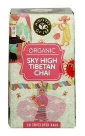 BIO Sky High Tibetan Chai Tea (20 stuks)