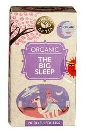 BIO The Big Sleep Tea (20 stuks)