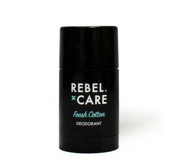 Loveli Deodorant Rebel Fresh Cotton – voor mannen (30 ml)