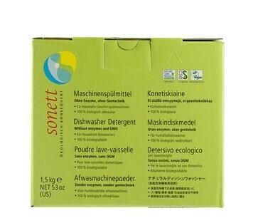 Vaatwasmachinepoeder (1.5 kg)