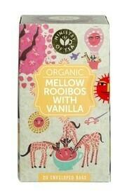 BIO Mellow Vanilla Rooibos Tea (20 stuks)