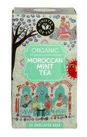 BIO Moroccan Mint Tea (20 stuks)