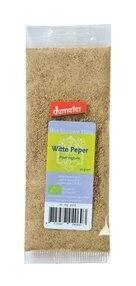 BIO Peper wit gemalen (20 gram)
