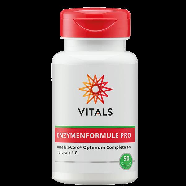 Enzymenformule Pro - 90 capsules