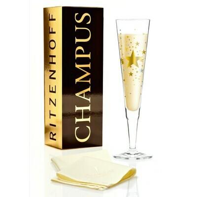 Champus..Champagne Glass 1070234
