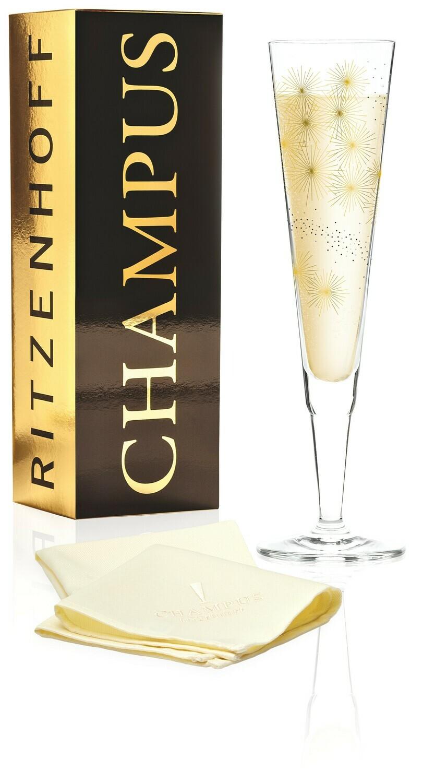 Champus.. Champagne glass 1070267