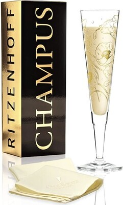 Champus.. Champagne Glass 1070276