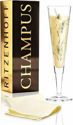 Champus..  Glass 1070277