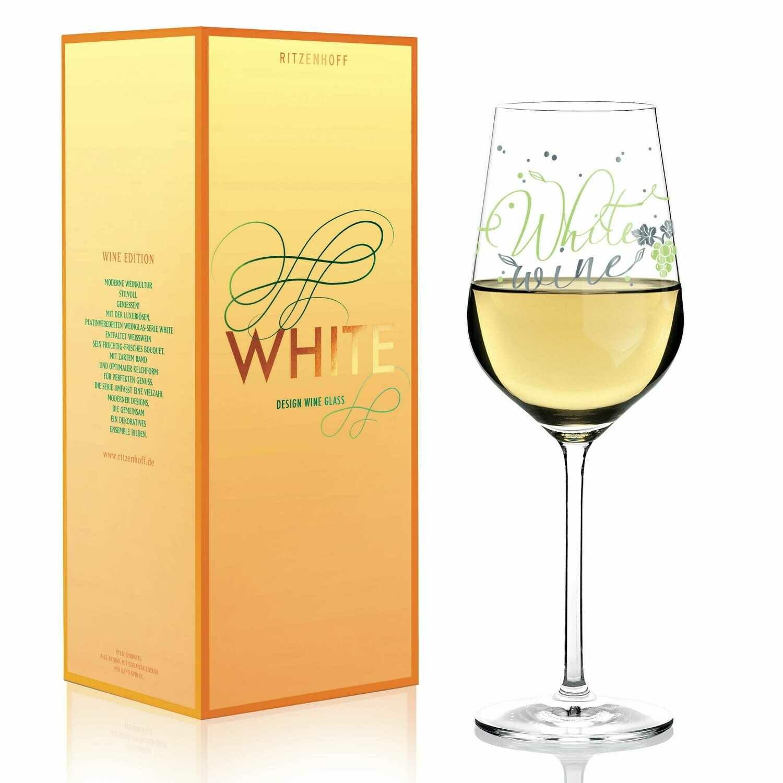 Ritzenhoff Vino Glass - set of four