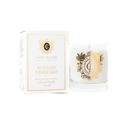 Summer Vineyard  Candle medium