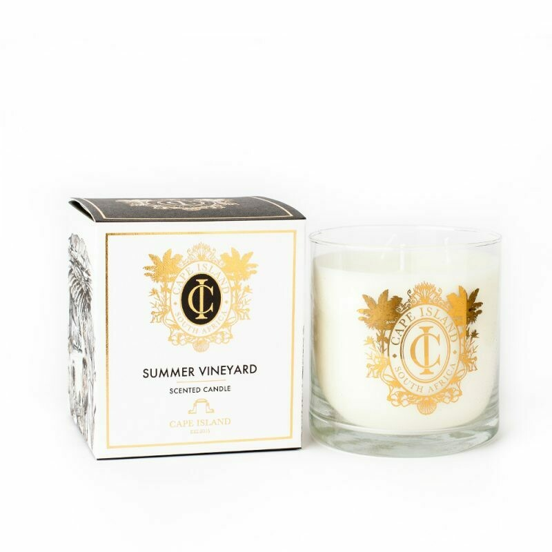 Summer Vineyard Candle - large