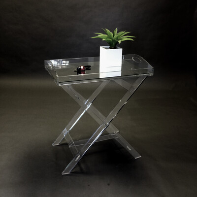 Butlers tray stand only  - to fit small decorative tray