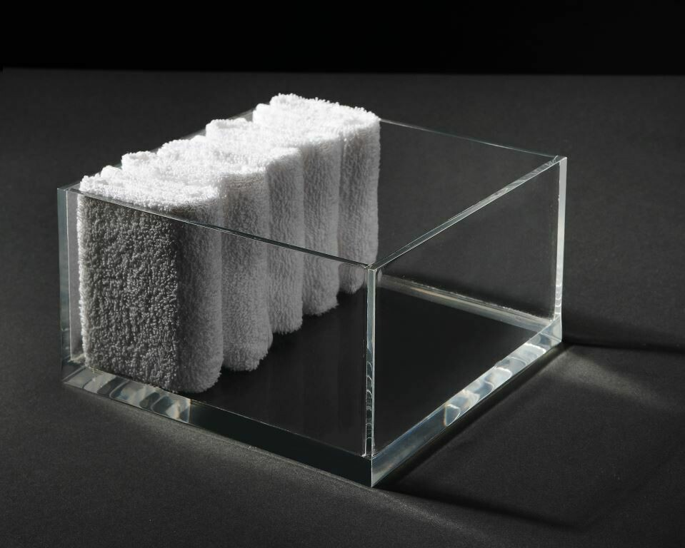 Hand towel Rectangular 280m x 140mm x 110mm