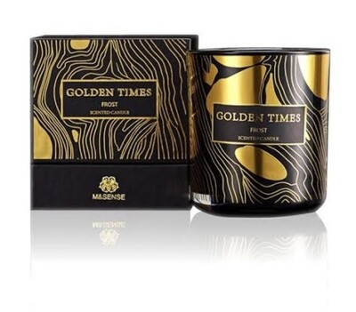 M&Sense Golden Time Frost Luxurious Scented Large Candle