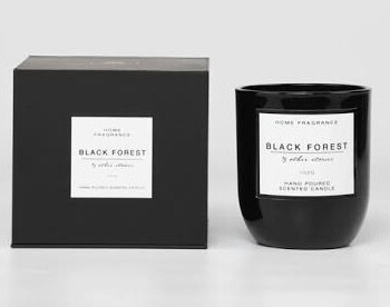 M&Sense Other Stories Black Forest Luxurious Scented Large Candle
