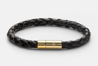 Skultana Leather Bracelet 6mm (thick)