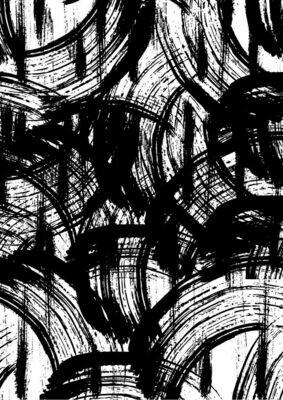 Toni G Pop Art Poster series # 003 Monochrome Madness