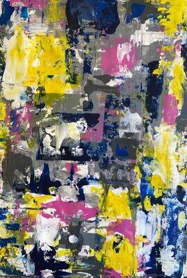 "Toni G Print ""Ambivalence 1""  size A0 (118cm x 84cm)"