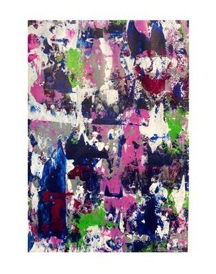 "Toni G Print ""Ambivalence 3"" size A0 (118cm x 84cm)"