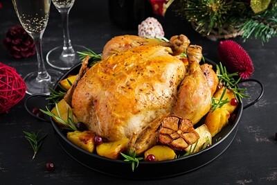 10-12lb Free range Bronze turkey