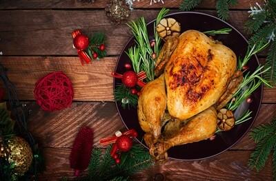14-16lb Free range Bronze turkey