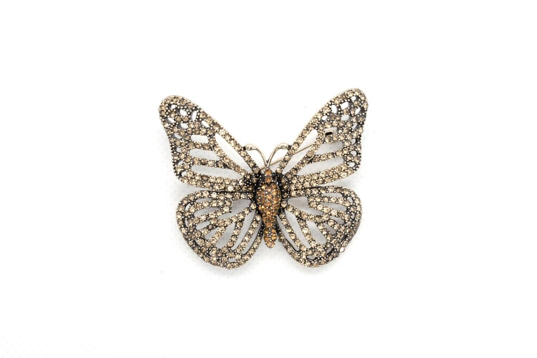 Broche Papillon - Grand Modèle