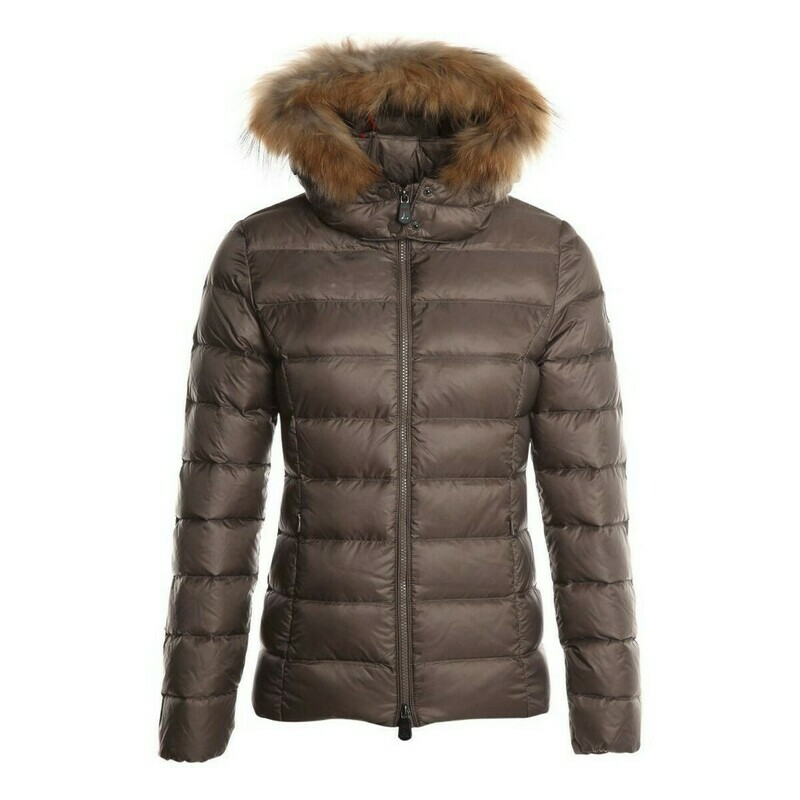 Doudoune Luxe Grand Froid - Taupe