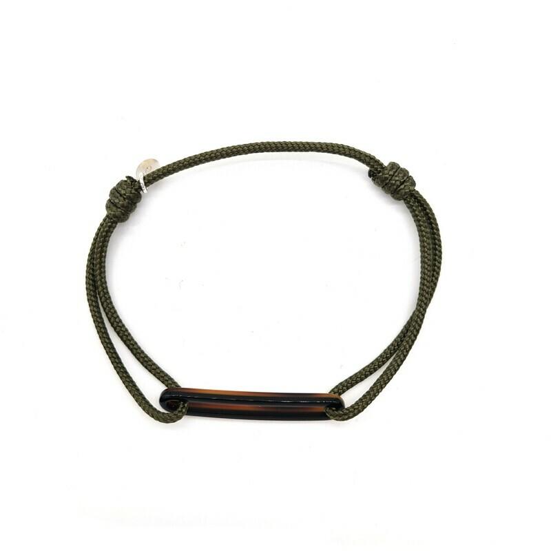 Bracelet Figaro slim