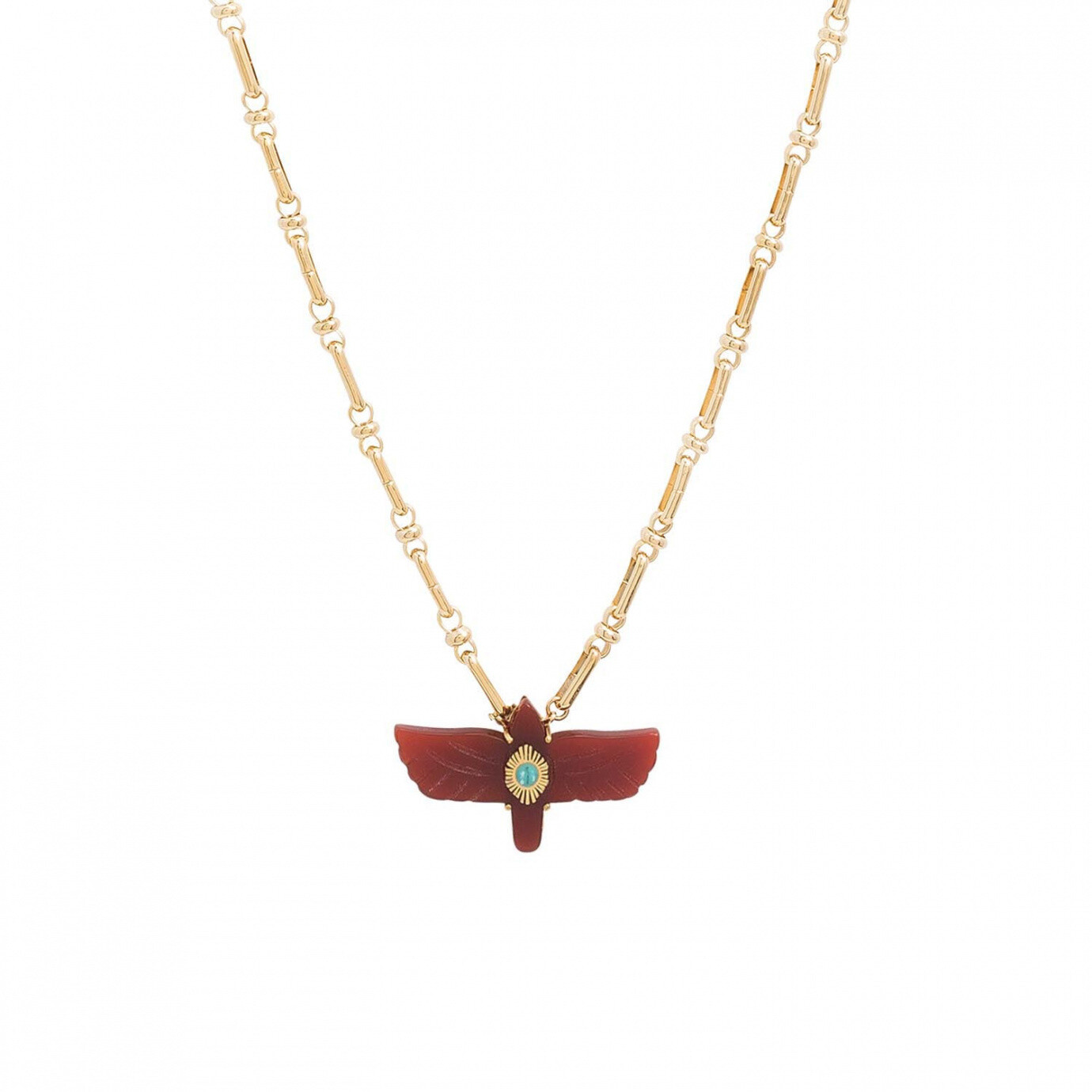 Collier Sacre - Rouge
