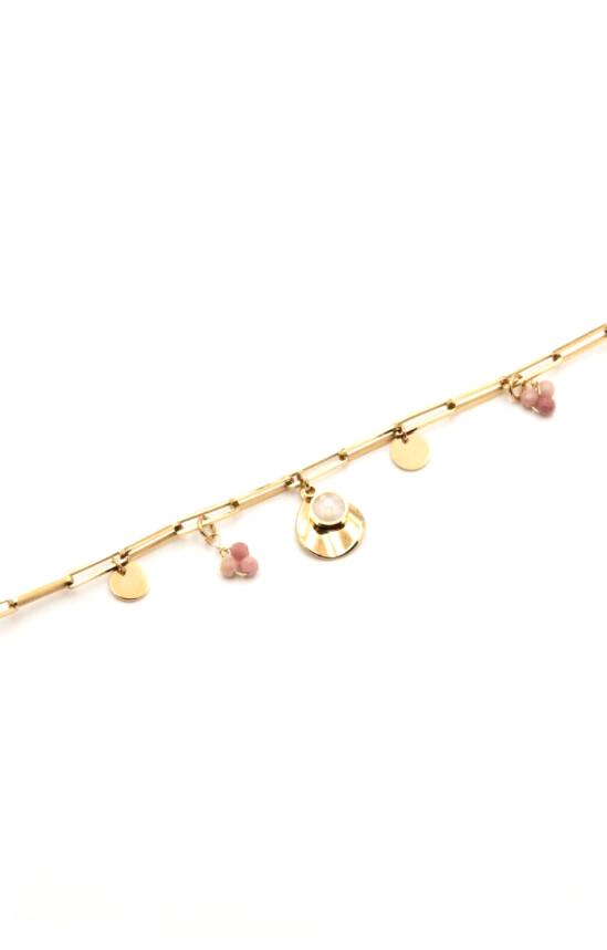 Bracelet Djéser - Rosé