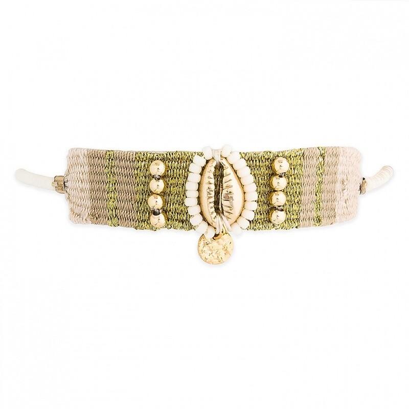 Bracelet Keywest - Natural