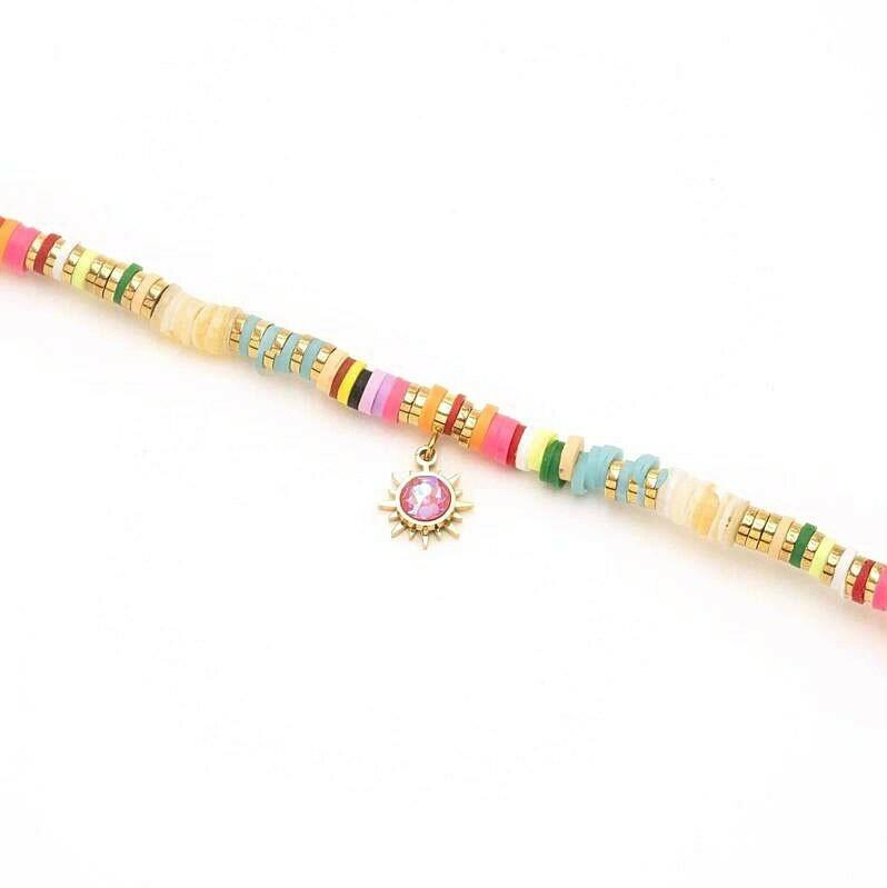 Bracelet Surf - Rose