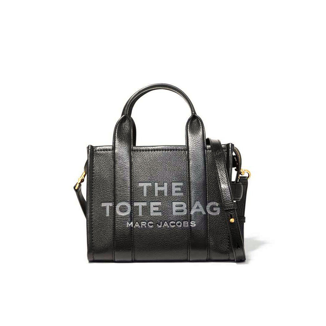The Leather Mini Tote Bag   THE MARC JACOBS