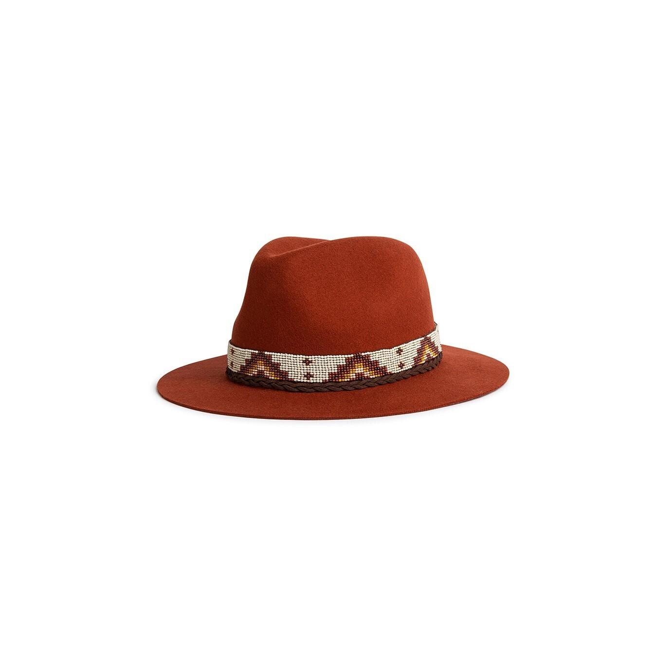 Chapeau Susana Rouge