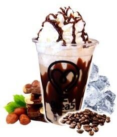 Hazelnut Frubbleccino