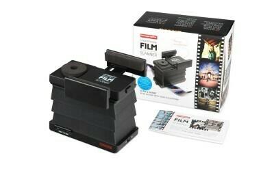 Lomography Film Scanner